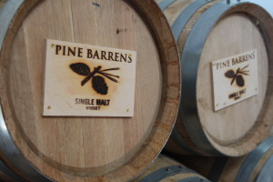 Featured above: Pine Barrons Single Malt