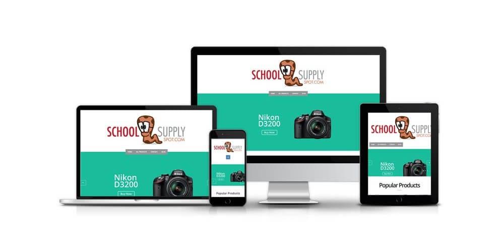 School Supply Spot