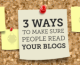Promoting Your Blog with Headlines That Work @FatGuyMedia