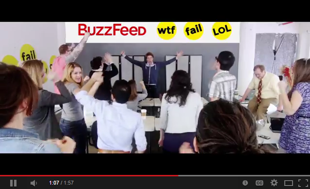 Wolf of Wall Street Parody -- Wolf of Buzzfeed