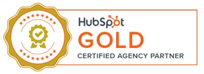 Hubspot Gold Badge