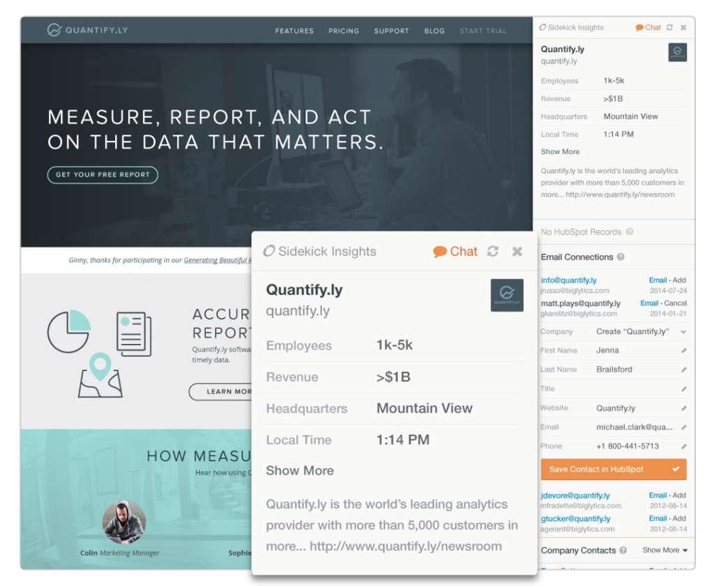 Hubspot New Product Launch