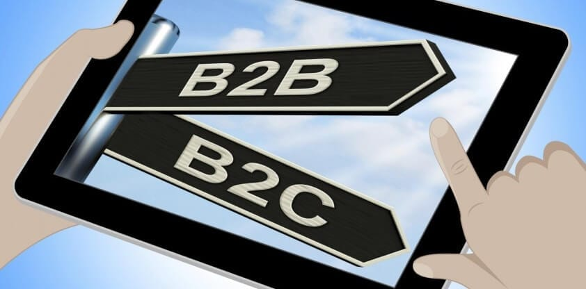 comparison of b2b and b2c companies Learn crucial differences between b2c vs b2b behaviors, habits, and  as  opposed, businesses putting much effort into long process of.