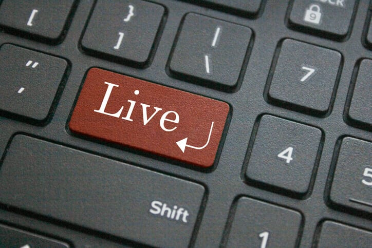 Facebook Live Go Live