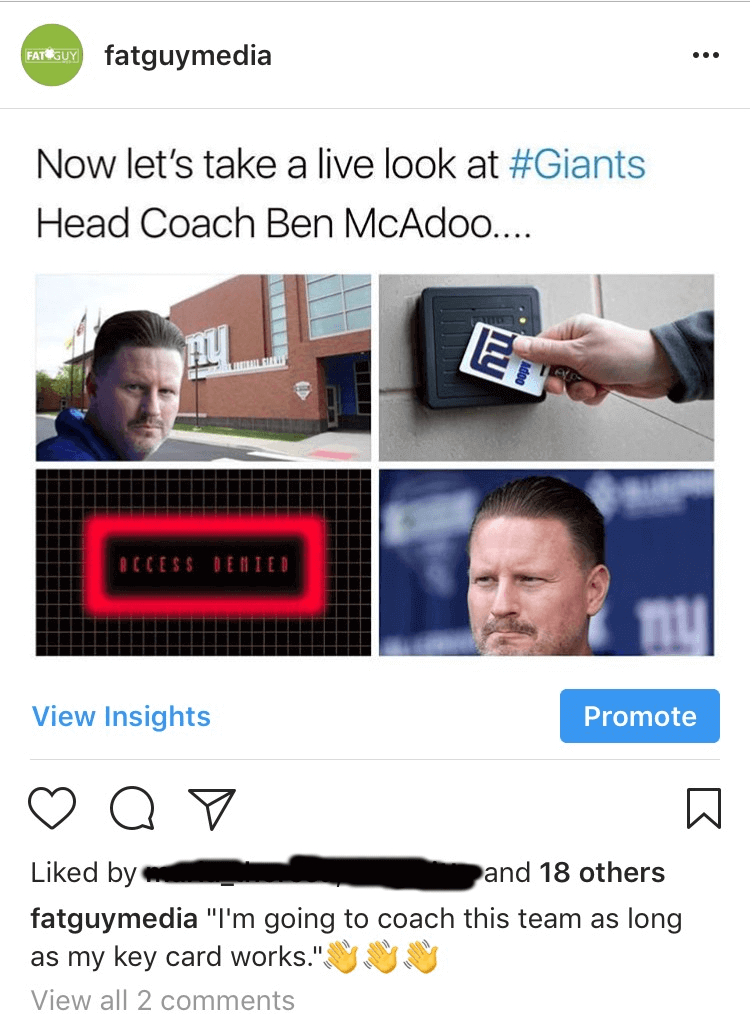 instagram memes fat guy media