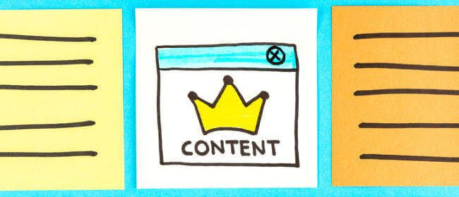 how to write copy content