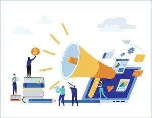 Creating a social media campaign