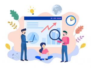 Web design process research