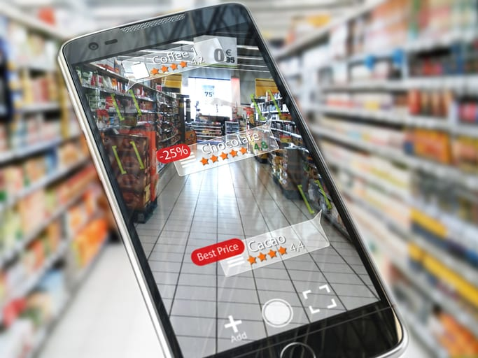 Augmented Reality is another one of the hottest mobile marketing trends